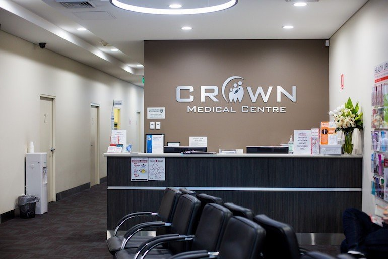 Electrical Fit Out Crown Medical Centre